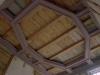 plafond tijdens restauratie